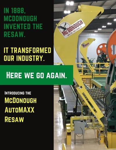 AutoMAXX Resaw