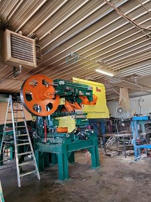Norton Lumber set-up 2
