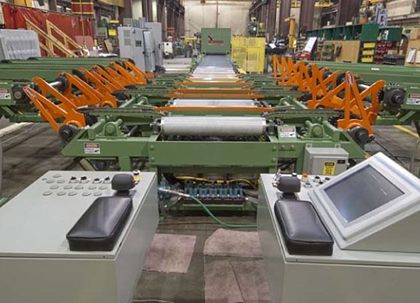 Optimized Linear Board Edger Systems