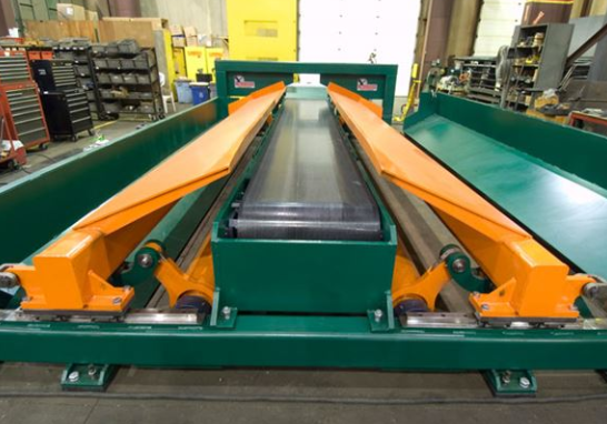 Optimized Transverse Edger System, Board or Gang