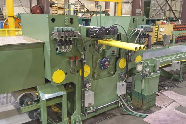 Optimized Lineal Board Edger