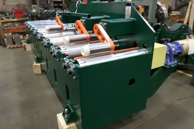 Rollcases Conveyors-Live Roll